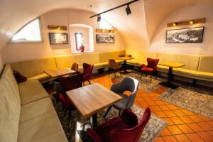 Bistro, kavarna in slaščičarna Pasijonka grad Komenda Polzela