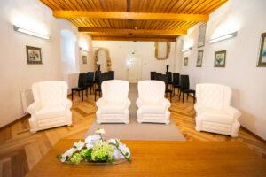 Poročna dvorana grad Komenda
